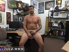 Men masturbate public movies gay Straight dude heads gay for cash he