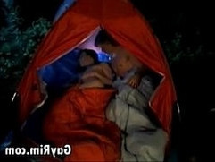 Hardcore Camping Orgy