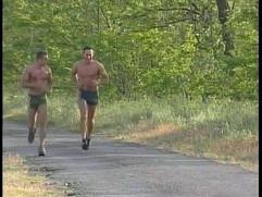hungarian boys fuck after a jog