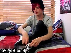 Gay movies free amateur porn sex Damien Winters is one of those emo boys