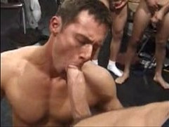 chad hunt orgy by