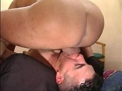 Hard and deep throat