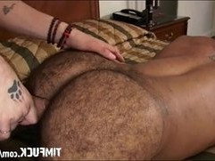 fat cock pounding hot hairy ass